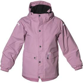 Isbjörn Cyclone Hard Shell Parka Kids dusty pink